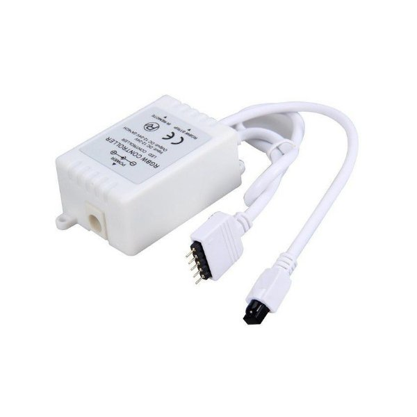 Controladora para Fita Led 5050 e 3528 RGB - Reposição