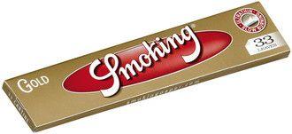 Seda King Size Gold Smoking