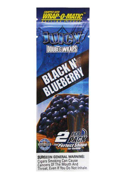 Blunt BLACK'N BLUEBERRY Juicy