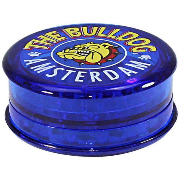 Triturador de Acrílico Azul The Bulldog