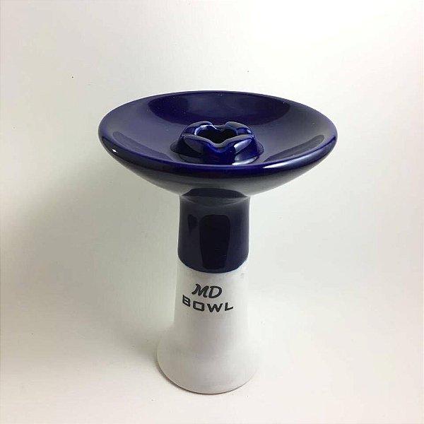 Rosh / Queimador Azul e Branco MD Bowl