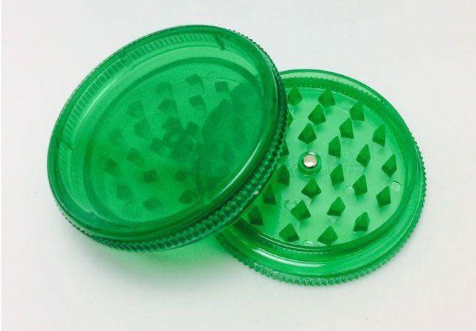 Triturador de Acrílico Grande Verde