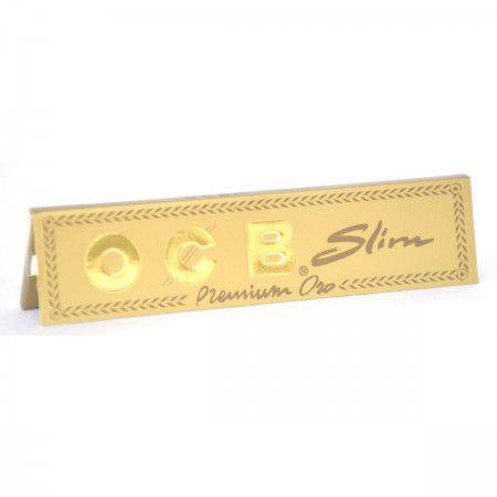 Seda King Size Slim Premium Gold OCB