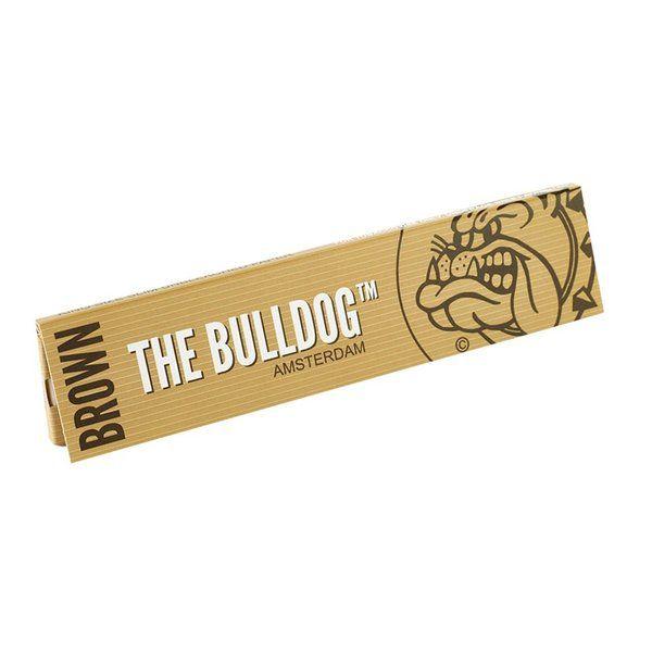 Seda King Size Slim Brown The Bulldog