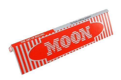 Seda King Size Slim Red MOON