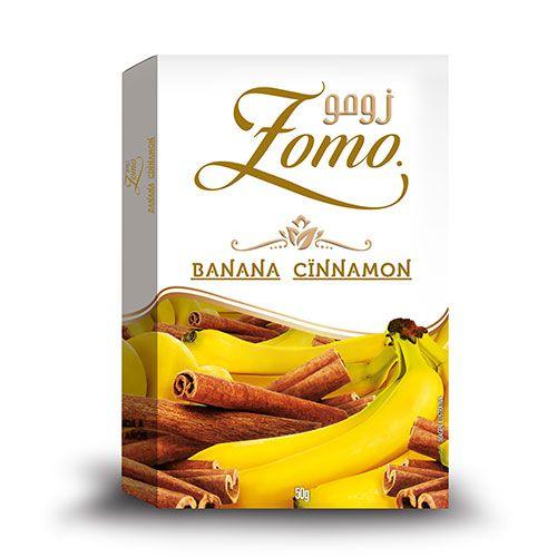 Essência Banana Cinnamon Zomo