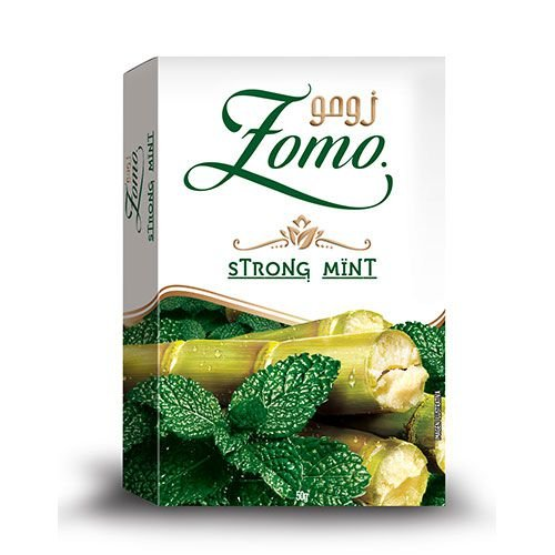 Essência Strong Mint Zomo