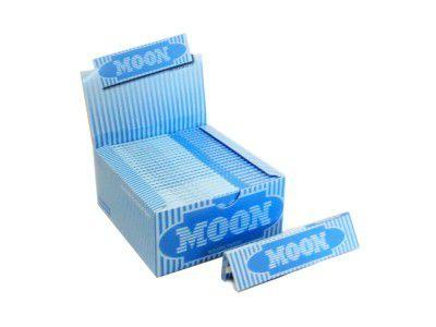 Caixa de Seda King Size Blue MOON
