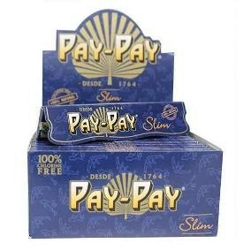 Caixa de Seda King Size Pay-Pay