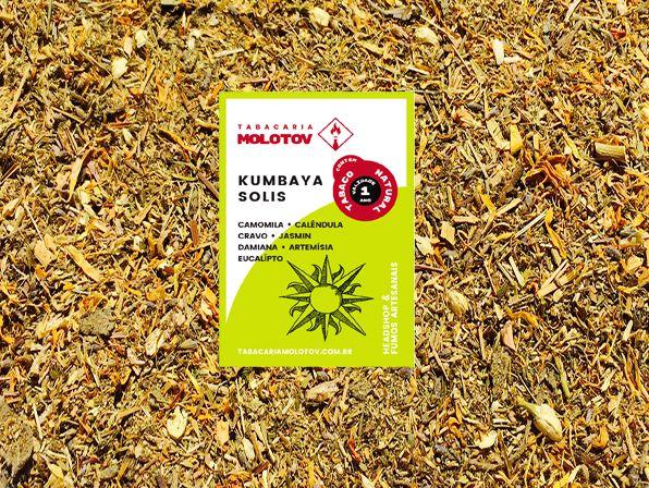 Kumbaya Solis com Tabaco 1 KG MOLOTOV