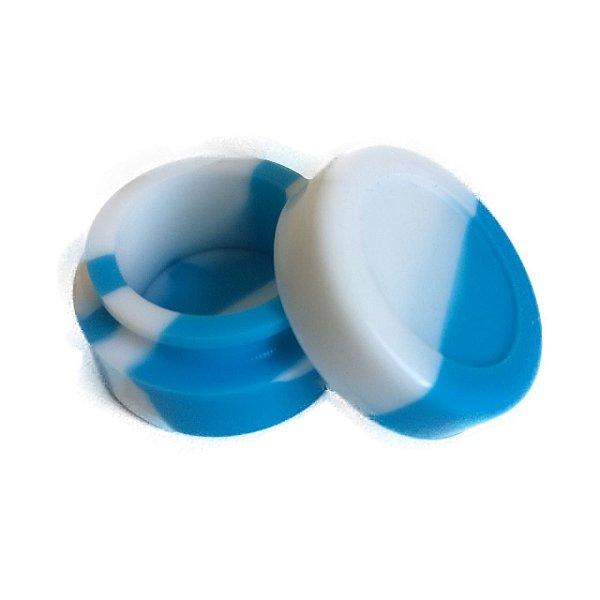 Silicone Oil Slick Braco e Azul