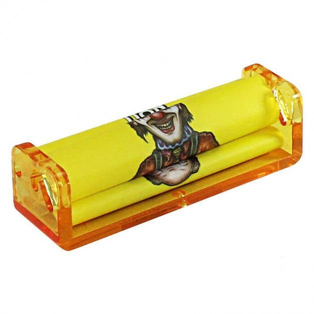 Bolador Manual Amarelo Lion Rolling Circus