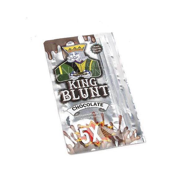 Blunt de Chocolate 5 un. KING BLUNT