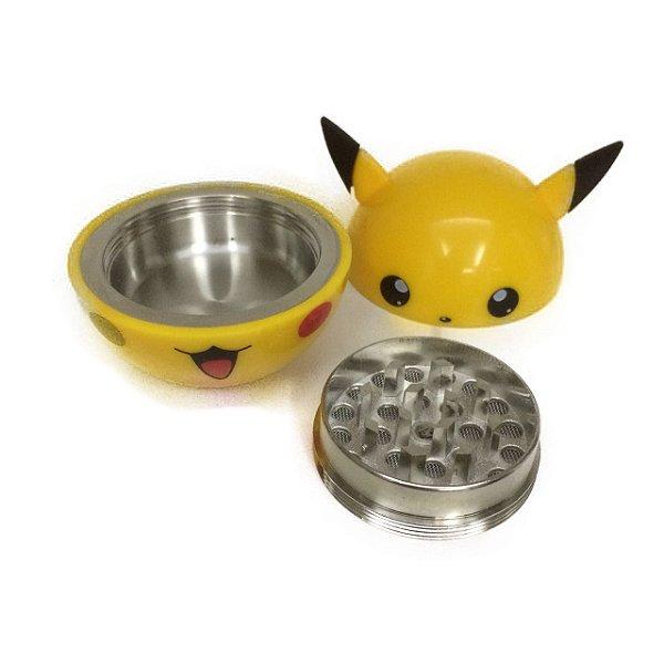 Triturador de Metal Pikachu