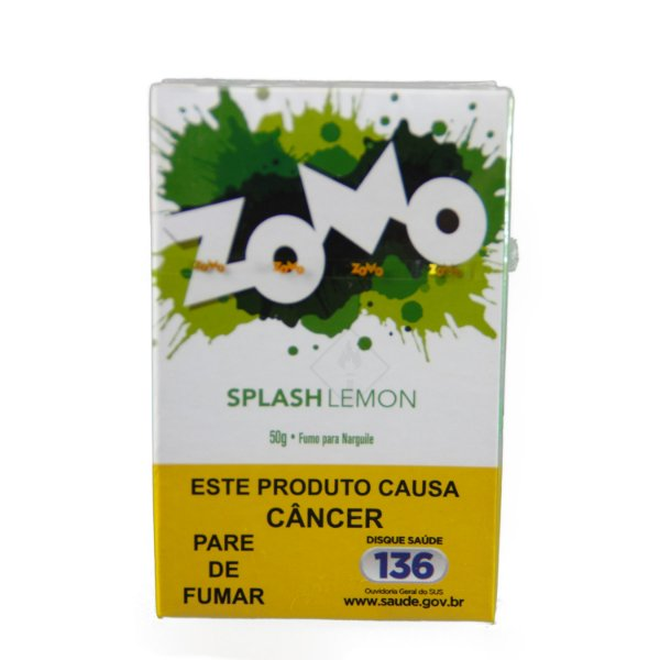 Essência Splash Lemon Zomo