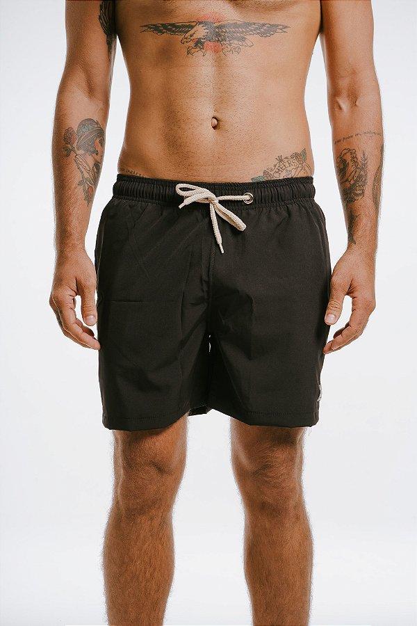 Beach Short Black