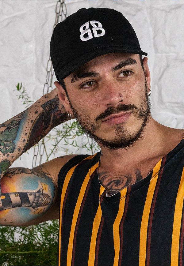 Boné Dad Hat Preto BB