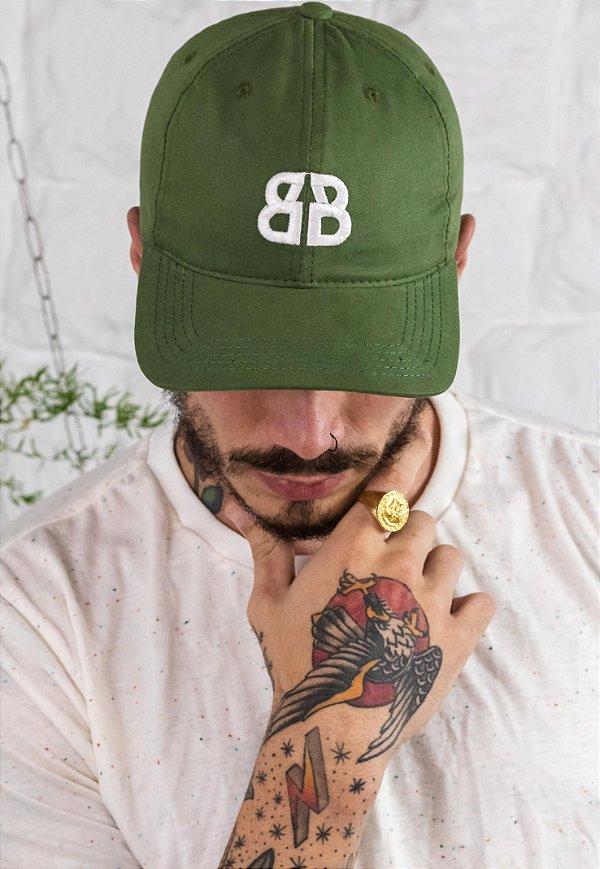 Boné Dad Hat Verde BB