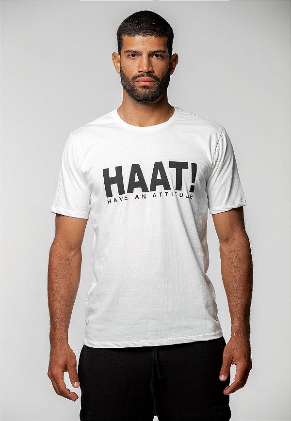 Camiseta Tradicional Off White HAAT