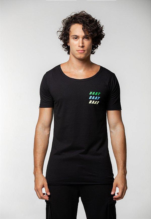 Camiseta Canoa Preta 3HAAT