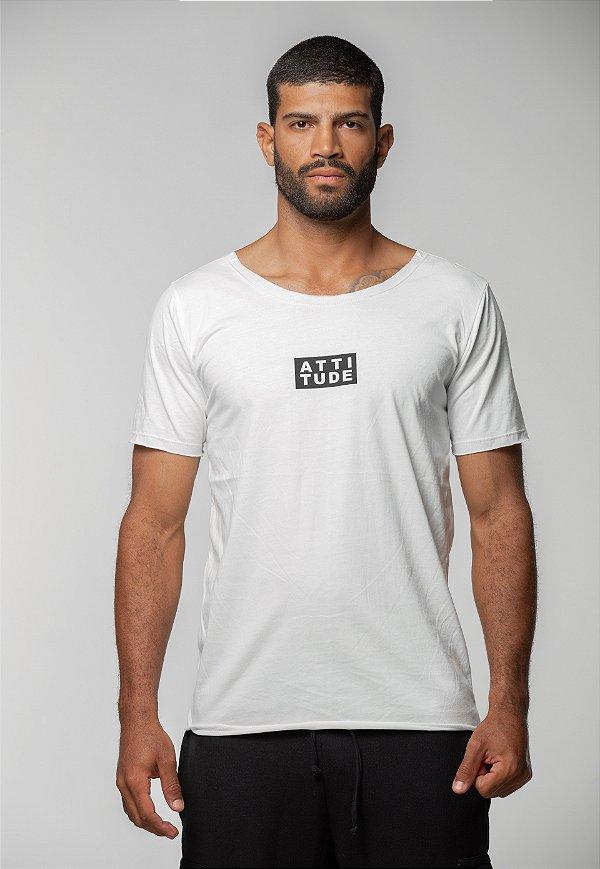 Camiseta Canoa Off White ATTI TUDE