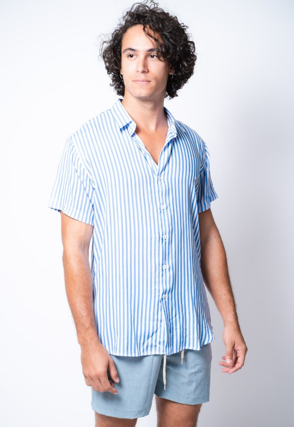 Camisa de Botão Sailor