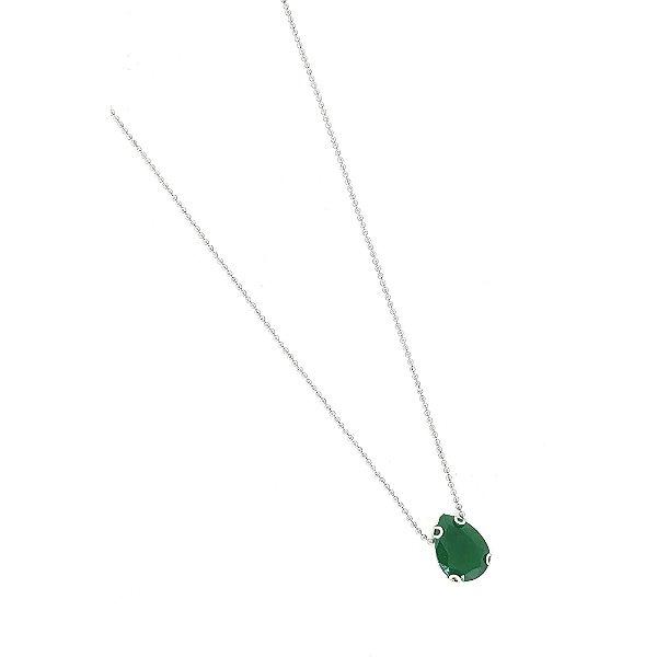 Corrente Aço Inox Drop Green