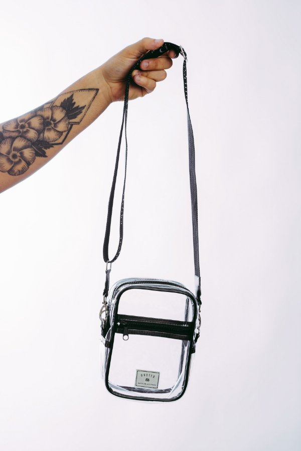 Shoulder Bag Clear