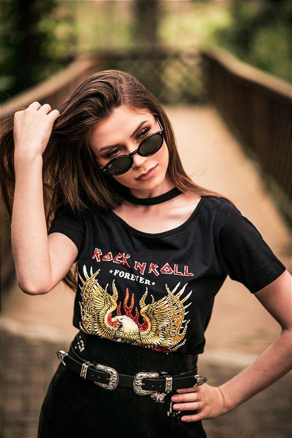 T-shirt Aguia Rock P