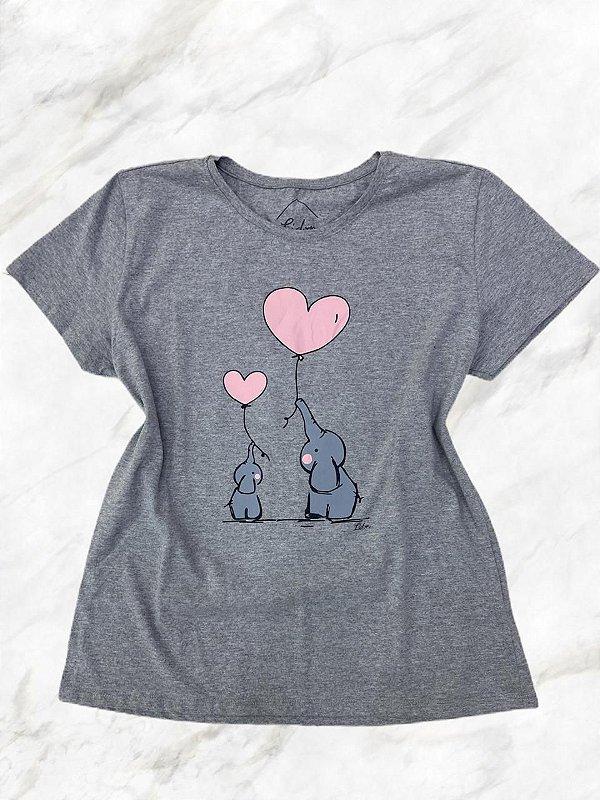 T-shirt D&D Elefante