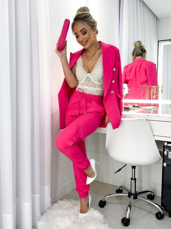 Blazer Unique Pink
