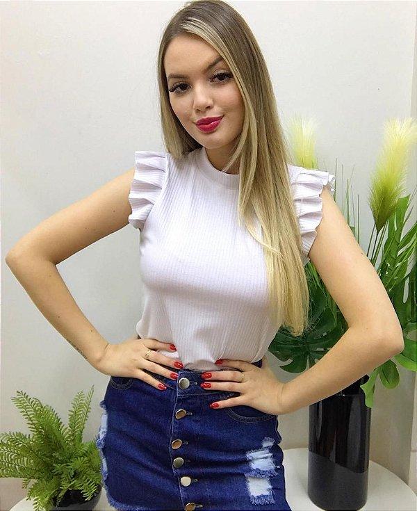 T-shirt Babadinhos Branca