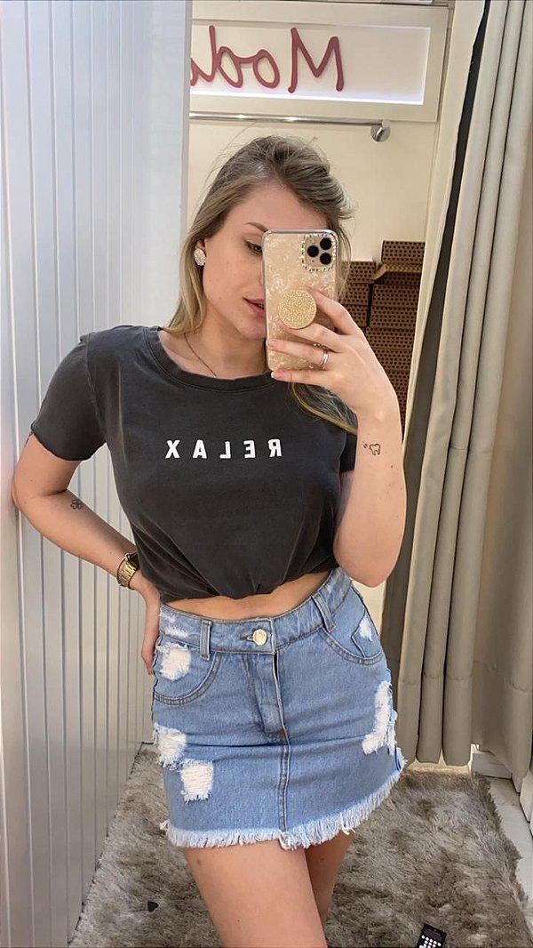 T-shirt Relax Estonada