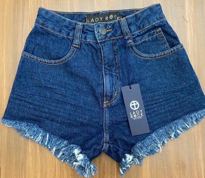 Shorts Jeans Lady Rock