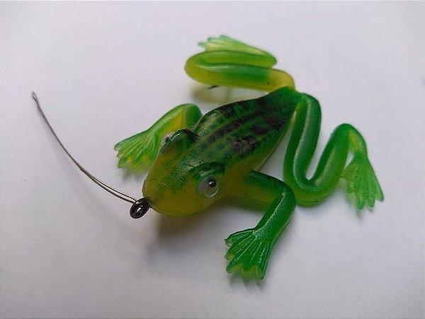 Isca Artificial Frog Sapinho