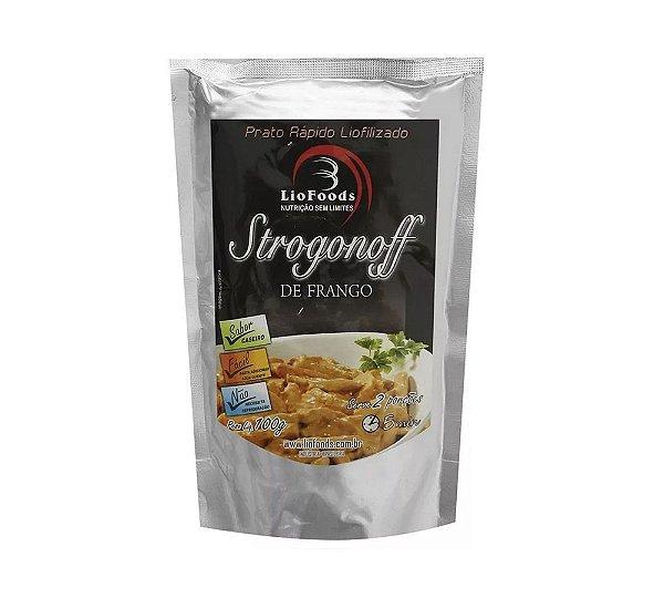 Comida Liofilizada Strogonoff de Frango Liofoods