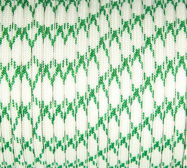 Paracord 550 Algodão Verde