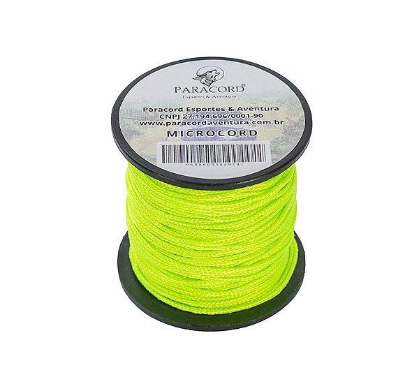Microcord Verde Neon