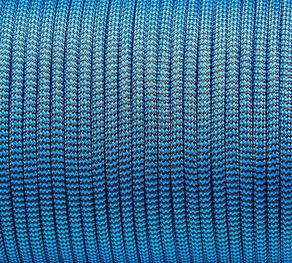 Paracord 550 Wave Blue