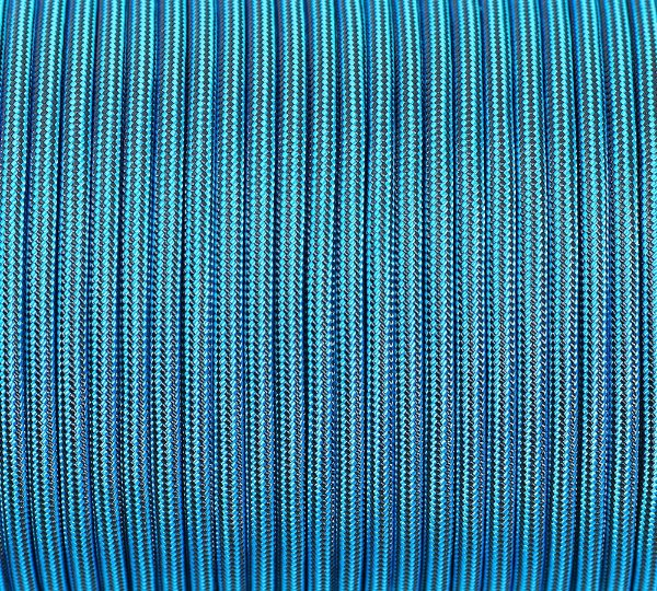 Paracord 550 Striped Blue