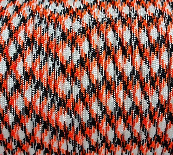 Paracord 550 Orange Camo