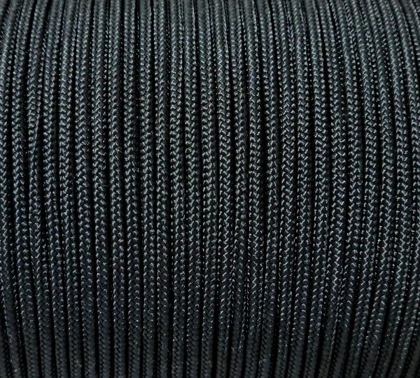 Multicord 2,5mm Preto