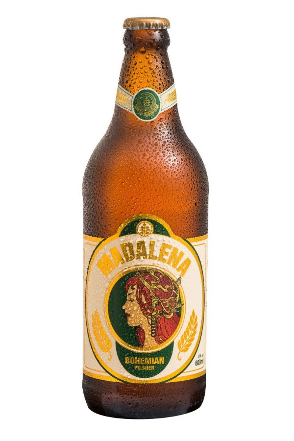 Cerveja Madalena Bohemian Pilsner - 600ml