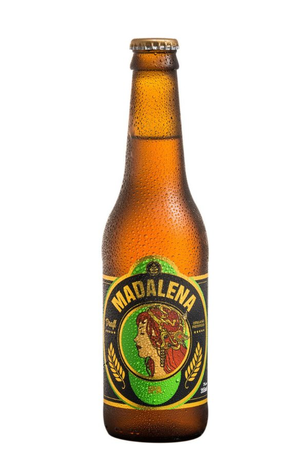 Cerveja Madalena IPA - India Pale Ale - 355ml