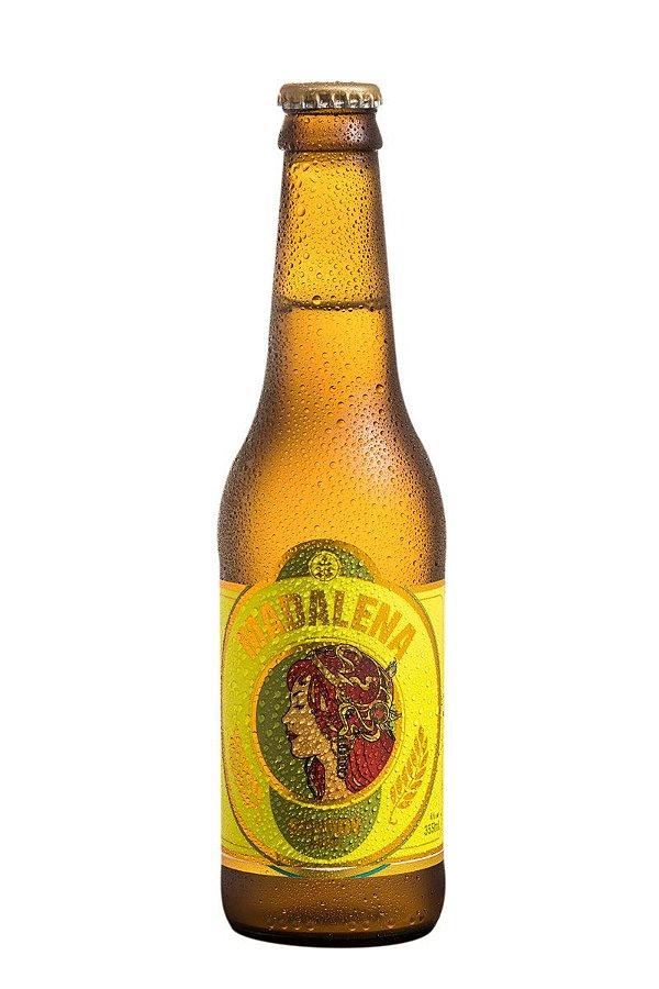 Cerveja Madalena Shandy Lemon - 355ml