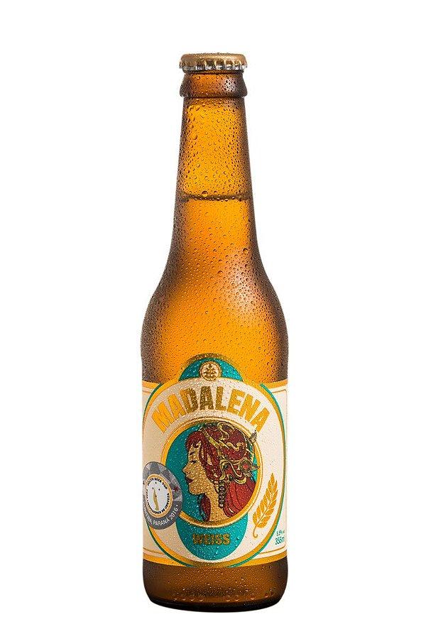 Cerveja Madalena Weiss - 355ml