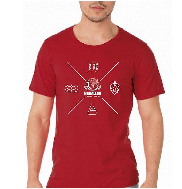 Camiseta processo cerveja