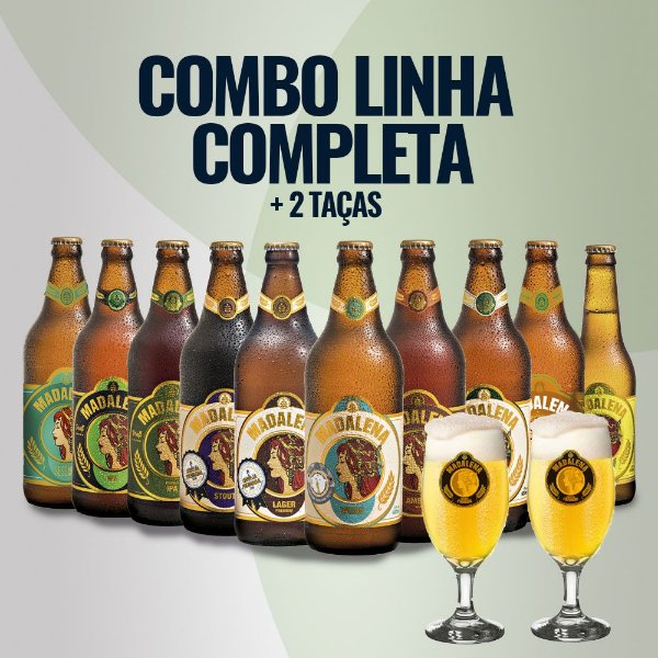 COMBO LINHA COMPLETA
