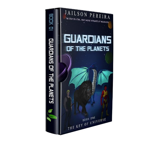 """Ebook Guardians of the Planets """"The Key to the Universe"""" - author Jailson dos Santos Pereira"""