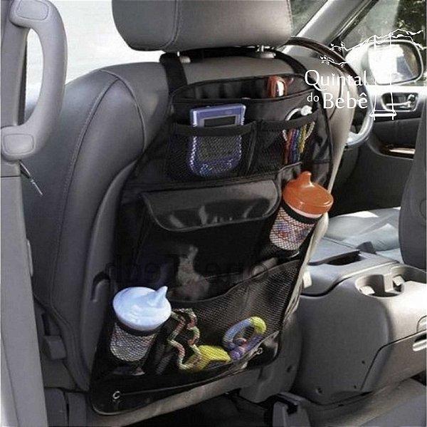 Organizador de assento do carro